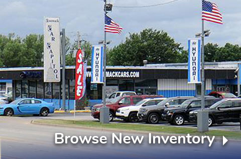 Browse new Inventory at Carmack Honda