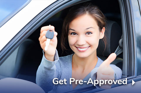 Get Pre-Approved at Carmack Honda